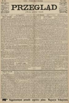 Przegląd polityczny, społeczny i literacki. 1904, nr76