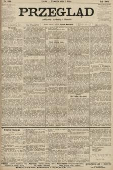 Przegląd polityczny, społeczny i literacki. 1904, nr100