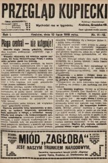 Przegląd Kupiecki. 1919, nr11