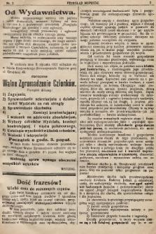 Przegląd Kupiecki : organ Krakowskiego Stowarzyszenia Kupców. 1921, nr2
