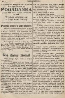 Przegląd Kupiecki : organ Krakowskiego Stowarzyszenia Kupców. 1921, nr5