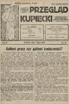 Przegląd Kupiecki : organ Krakowskiego Stowarzyszenia Kupców. 1920, nr25