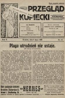 Przegląd Kupiecki : organ Krakowskiego Stowarzyszenia Kupców. 1920, nr26
