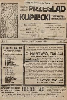 Przegląd Kupiecki : organ Krakowskiego Stowarzyszenia Kupców. 1920, nr37