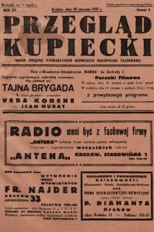 Przegląd Kupiecki : organ Związku Stowarzyszeń Kupieckich Małopolski Zachodniej. 1937, nr 4