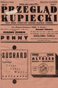Przegląd Kupiecki : organ Związku Stowarzyszeń Kupieckich Małopolski Zachodniej. 1937, nr 9