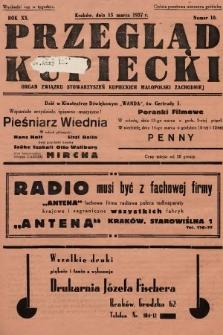 Przegląd Kupiecki : organ Związku Stowarzyszeń Kupieckich Małopolski Zachodniej. 1937, nr 10