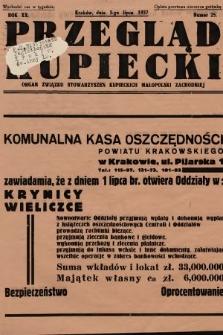 Przegląd Kupiecki : organ Związku Stowarzyszeń Kupieckich Małopolski Zachodniej. 1937, nr 25