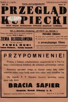 Przegląd Kupiecki : organ Związku Stowarzyszeń Kupieckich Małopolski Zachodniej. 1937, nr 36