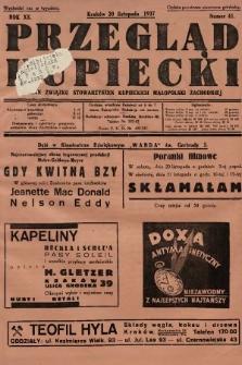 Przegląd Kupiecki : organ Związku Stowarzyszeń Kupieckich Małopolski Zachodniej. 1937, nr 41