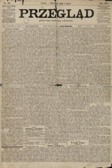 Przegląd polityczny, społeczny i literacki. 1900, nr148