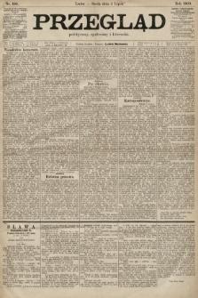 Przegląd polityczny, społeczny i literacki. 1900, nr150