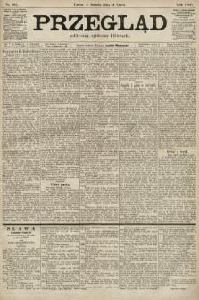 Przegląd polityczny, społeczny i literacki. 1900, nr165