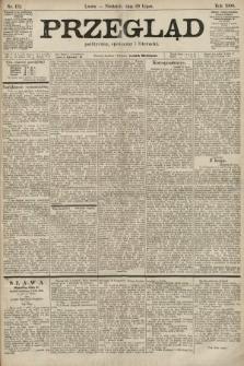 Przegląd polityczny, społeczny i literacki. 1900, nr172