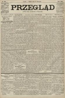 Przegląd polityczny, społeczny i literacki. 1900, nr199