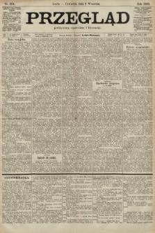 Przegląd polityczny, społeczny i literacki. 1900, nr204
