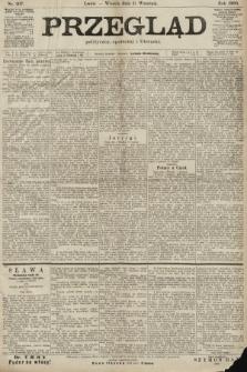 Przegląd polityczny, społeczny i literacki. 1900, nr207