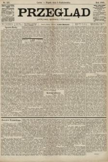 Przegląd polityczny, społeczny i literacki. 1900, nr227