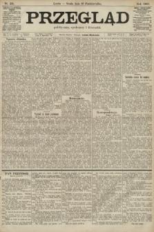 Przegląd polityczny, społeczny i literacki. 1900, nr231
