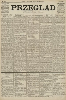 Przegląd polityczny, społeczny i literacki. 1900, nr232