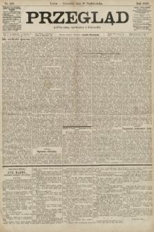 Przegląd polityczny, społeczny i literacki. 1900, nr238