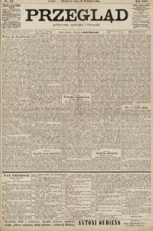 Przegląd polityczny, społeczny i literacki. 1900, nr241