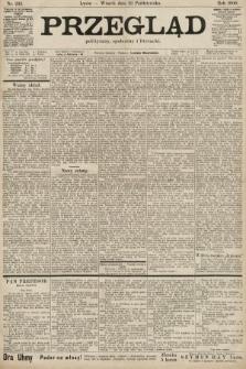 Przegląd polityczny, społeczny i literacki. 1900, nr242