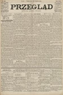 Przegląd polityczny, społeczny i literacki. 1900, nr245