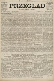 Przegląd polityczny, społeczny i literacki. 1900, nr251
