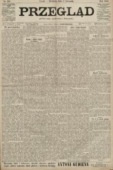 Przegląd polityczny, społeczny i literacki. 1900, nr252