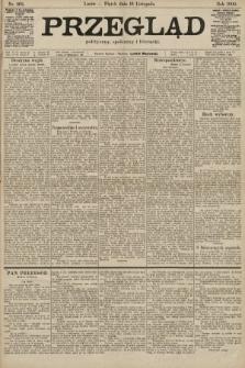 Przegląd polityczny, społeczny i literacki. 1900, nr262