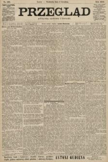 Przegląd polityczny, społeczny i literacki. 1900, nr276