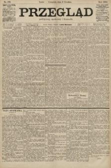 Przegląd polityczny, społeczny i literacki. 1900, nr279