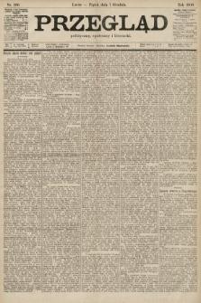 Przegląd polityczny, społeczny i literacki. 1900, nr280