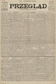 Przegląd polityczny, społeczny i literacki. 1900, nr284