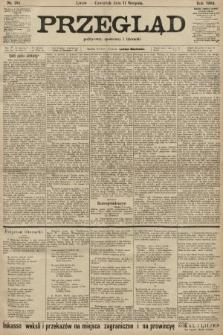 Przegląd polityczny, społeczny i literacki. 1904, nr183