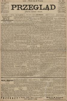 Przegląd polityczny, społeczny i literacki. 1904, nr215