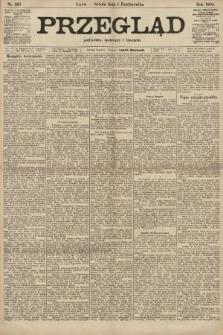 Przegląd polityczny, społeczny i literacki. 1904, nr224