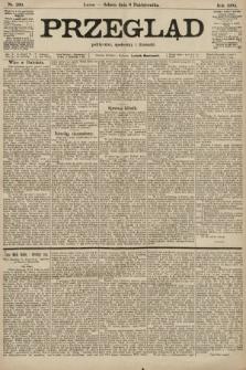 Przegląd polityczny, społeczny i literacki. 1904, nr230