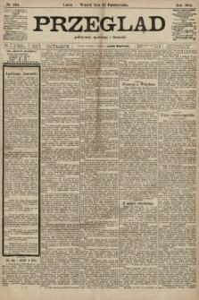 Przegląd polityczny, społeczny i literacki. 1904, nr244