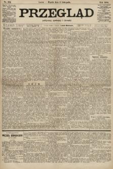 Przegląd polityczny, społeczny i literacki. 1904, nr252