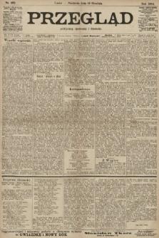 Przegląd polityczny, społeczny i literacki. 1904, nr289