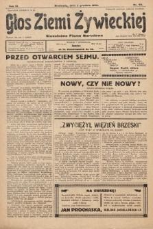 Głos Ziemi Żywieckiej : tygodnik społeczno-narodowy. 1930, nr95