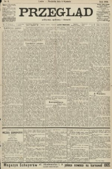 Przegląd polityczny, społeczny i literacki. 1905, nr6