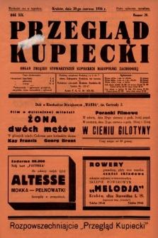 Przegląd Kupiecki : organ Związku Stowarzyszeń Kupieckich Małopolski Zachodniej. 1936, nr20