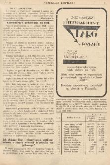 Przegląd Kupiecki : [organ Związku Stowarzyszeń Kupieckich Małopolski Zachodniej. 1925, nr 19]