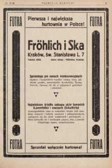 Przegląd Kupiecki : [organ Związku Stowarzyszeń Kupieckich Małopolski Zachodniej. 1925, nr 37-38]