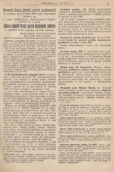 Przegląd Kupiecki : [organ Związku Stowarzyszeń Kupieckich Małopolski Zachodniej. 1926, nr7]