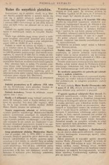 Przegląd Kupiecki : [organ Związku Stowarzyszeń Kupieckich Małopolski Zachodniej. 1926, nr11]