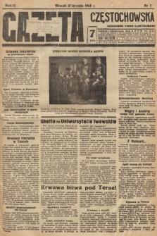 Gazeta Częstochowska : codzienne pismo ilustrowane. 1938, nr7